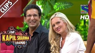 Wasim jispar marte hain - The Kapil Sharma Show - Episode 4 - 1st May 2016