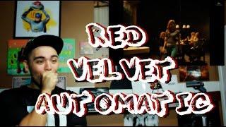 Red Velvet - Automatic Mv Reaction