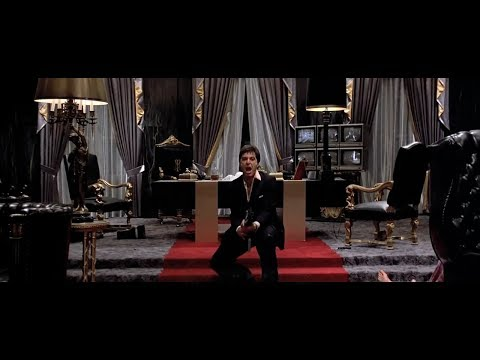 Scarface End Scene (Push it to the Limit) (видео)