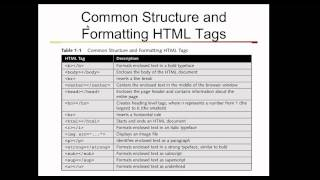 HTML/CSS Programming Lecture 1
