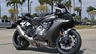 7. 2016 Yamaha R1S Test Ride