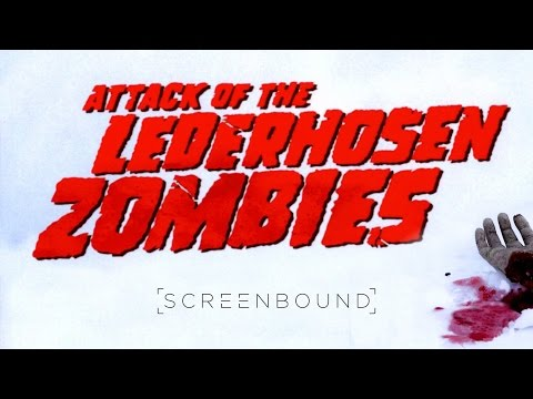 Attack of the Lederhosen Zombies Official Horror Channel Frightfest 2016 Trailer
