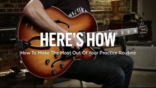 Pick up some advanced playing techniques from John Legend's lead guitarist, Brian Green. Also, check out our YouTube channel or guitarcenter.com for more Here's How videos!
