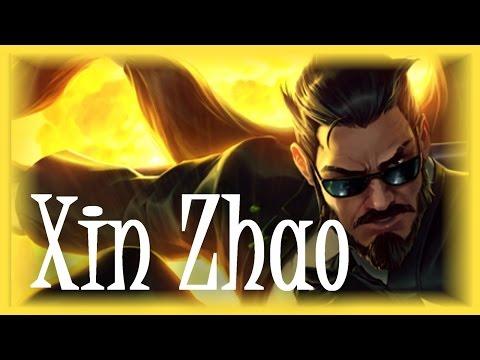 Xin Zhao với những pha xử lý hay
