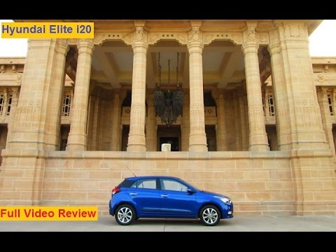 Hyundai Elite i20 Asta video review
