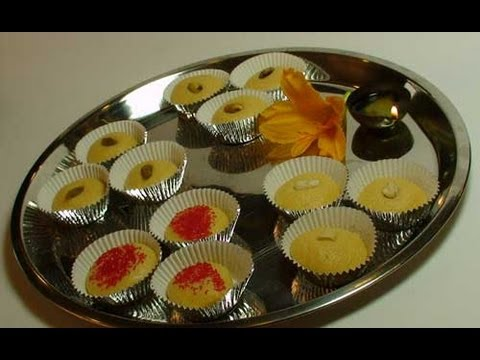 Peda Recipe - Indian Sweet (Easy Mithai Recipe)