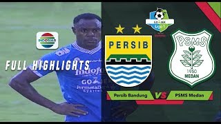 Download Video Persib Bandung (0) vs (1) PSMS Medan - Full Highlights | Go-Jek Liga 1 Bersama Bukalapak MP3 3GP MP4