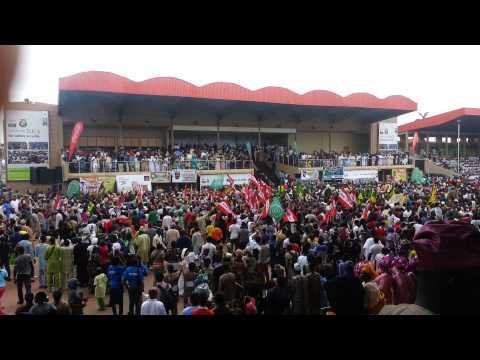 Ojude Oba Festival in Ijebu-Ode