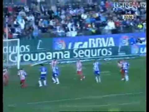 Apoño - Málaga Vs. Atlético Madrid - Top 5 FifaStation