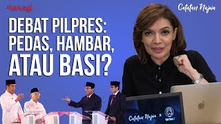 Video Catatan Najwa Untuk Debat Ronde I MP3, 3GP, MP4, WEBM, AVI, FLV Januari 2019