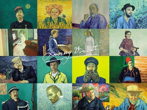 Loving Vincent - Making Of