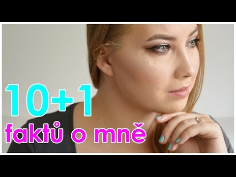 10 + 1 základních faktů o mně | Markéta Venená