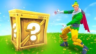 LUCKY BLOCKS in Fortnite!