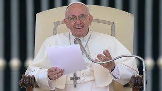 Audiencia general del Papa: Sed felices en la esperanza, no sólo tened la esperanza de ser felices