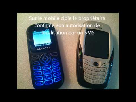 comment localiser un portable en france