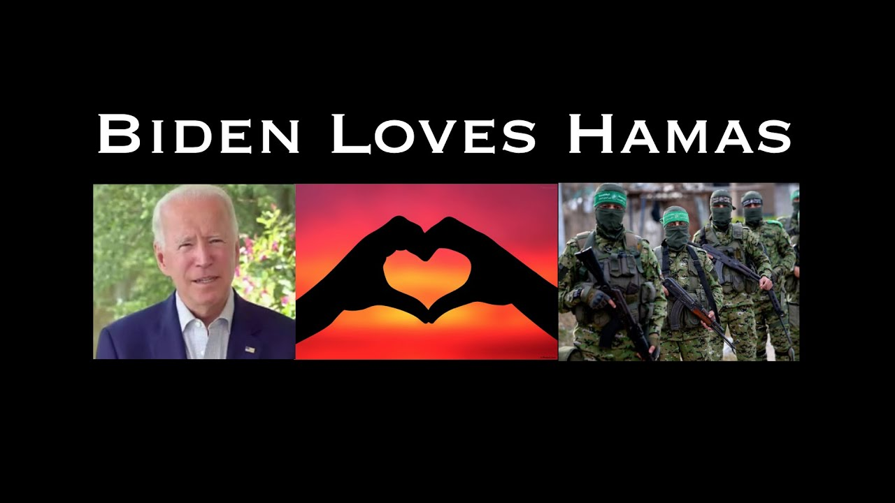 Biden spoke for organization founded and led by Muslim Brotherhood and Hamas operatives