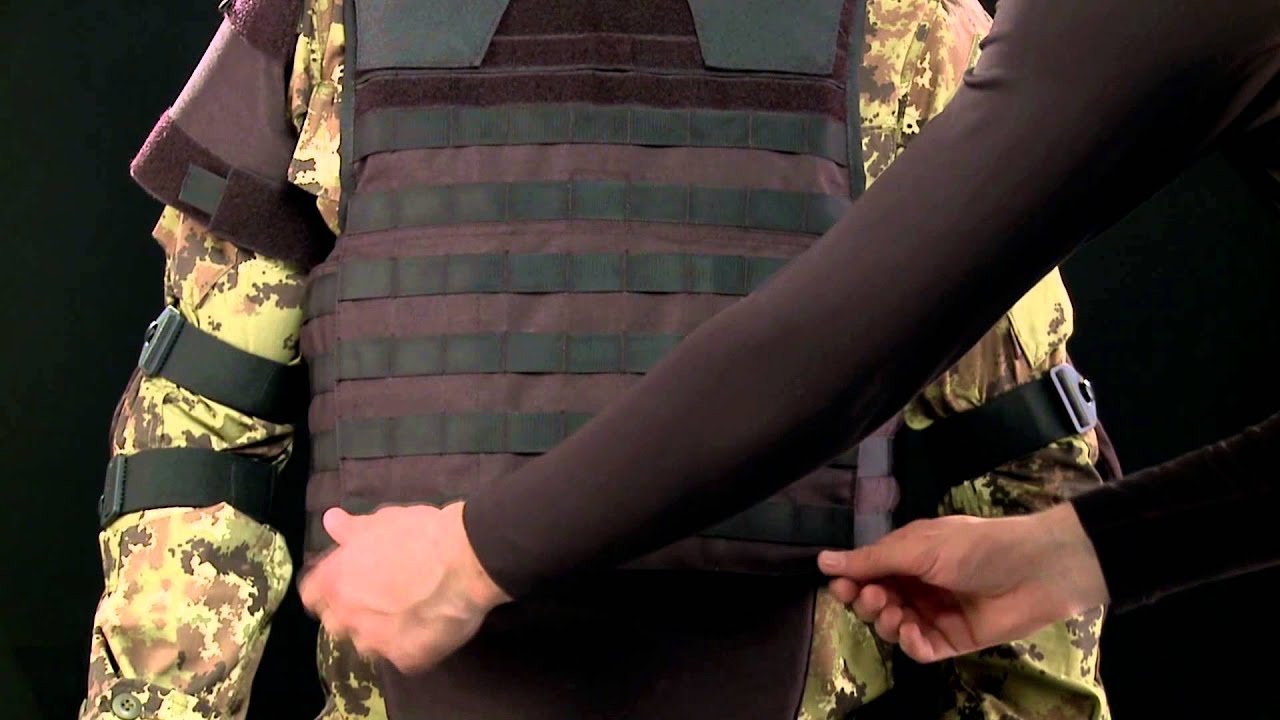 MARS Armor - Ballistic Vests Production