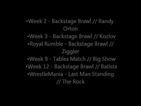WWE Smackdown Vs Raw 2012 Cheat Codes