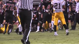Ozona (TX) United States  city photos : Ozona Lions vs Sonora Broncos Highlights