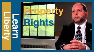 Property Rights: The Little Guy's Best Friend Video Thumbnail