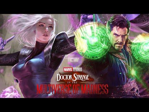 DOCTOR STRANGE 2 NEW HERO REVEALED! CASTING Begins For MANY New Heroes