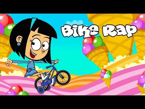 Kids Song – DIVAS IN TRAINING WHEELS – funny children's rap music video by Preschool Popstars