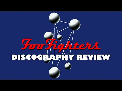 Foo Fighters - The Colour and the Shape (Album Review) | GizmoCh