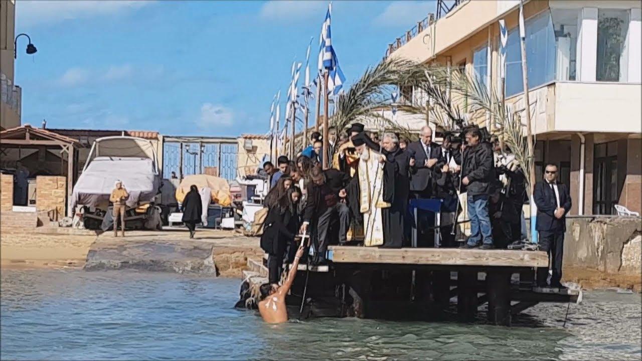 Εορτασμός των Θεοφανείων στην Αλεξάνδρεια της Αιγύπτου