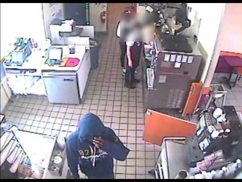 4017 - East Detective Division is looking to identify two suspects wanted for a robbery in Hunting Park. On June 5, 2014 at 12:15pm the complainants/employees of Du...