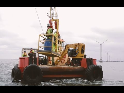 Decommissioning Vindeby Offshore Wind Farm – the world's first offshore wind farm