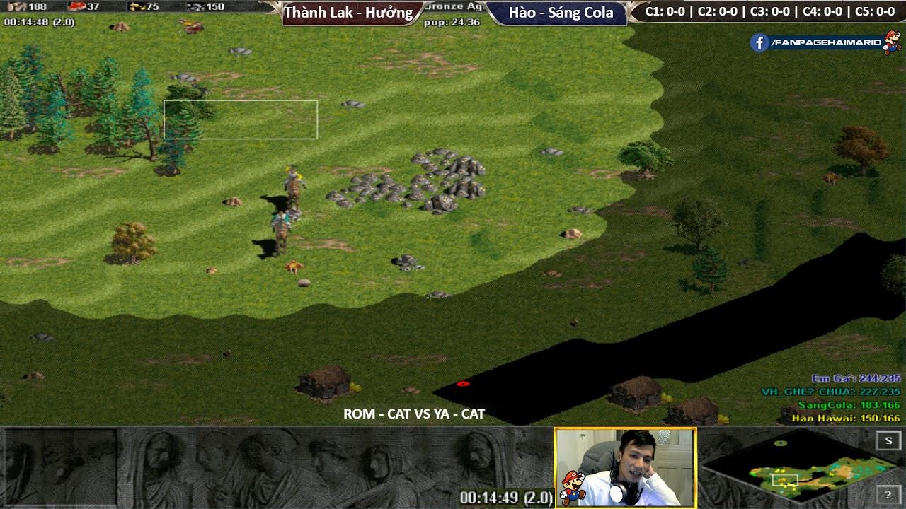 2vs2 Random | Thành Lak - Văn Hưởng vs Hào - Sáng | Ngày: 22-11-2018. BLV: Hải MariO