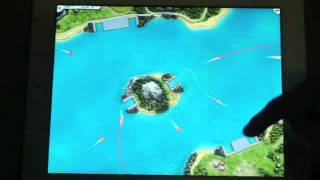 Harbor Master Game Tutorial on iPad 2