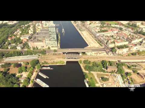 Phantom 3 Pro HD   Treptower Park Berlin