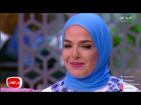 منى عبد الغني: والدتي رفضت عملي بالفن