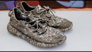 Video Cleaning The Dirtiest $1300 Yeezy Turtle Doves Back To New! MP3, 3GP, MP4, WEBM, AVI, FLV Juli 2019