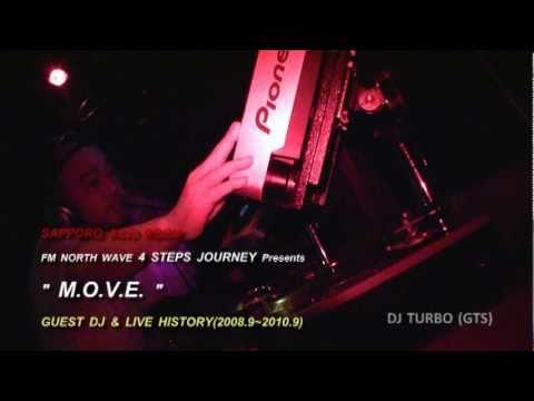 【CM】2010/9/25 M.O.V.E. 2周年 DJ TURBO & D.Miyamoto at ACID ROOM