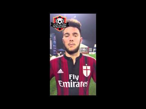 Exclusive - ACMilanArabic interview with Marco Curto: Post-Match