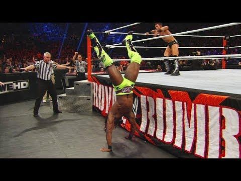 Kofi Kingston's miraculous Royal Rumble Match saves