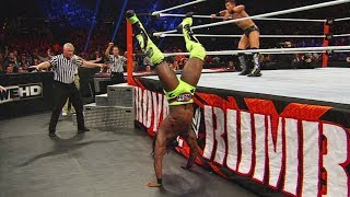 Video Kofi Kingston's miraculous Royal Rumble Match saves MP3, 3GP, MP4, WEBM, AVI, FLV Juni 2018