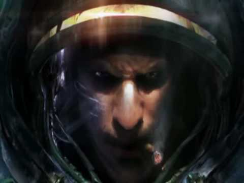 Starcraft 2 Making Of DVD Cinematic Part 1 (Warning: Contains Minor Spoilers!)