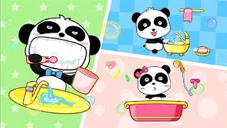 Video Baby Panda's Habits - Play With Little Panda Care Games - Funny Gameplay Video MP3, 3GP, MP4, WEBM, AVI, FLV Agustus 2018