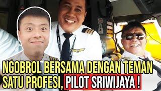 Video OSAPI - Obrolan Santai Pilot #8 Ketemu Teman Pilot Sriwijaya MP3, 3GP, MP4, WEBM, AVI, FLV April 2019