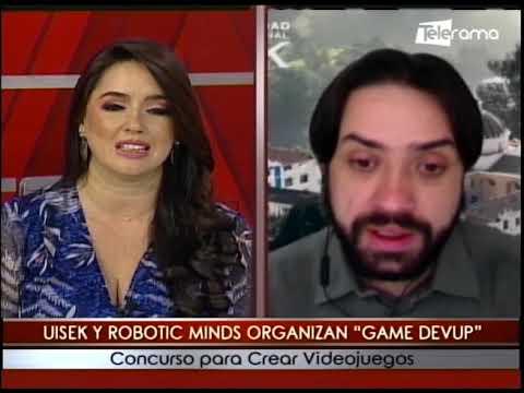 Uisek y Robotic Minds organizan Game Devup concurso para crear videojuegos