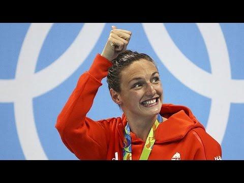 Ρίο 2016 – Κολύμβηση: Παγκόσμιο ρεκόρ για τη «Σιδηρά Κυρία»