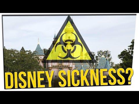 Disneyland Blamed for Spreading DISEASE?! ft. All Male Cast