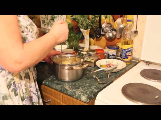 Как отварить картофель
