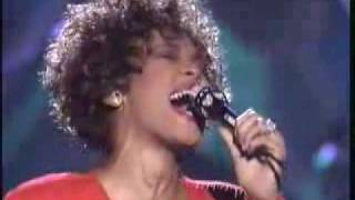 Whitney Houston - Welcome Home Heroes - Love Medley