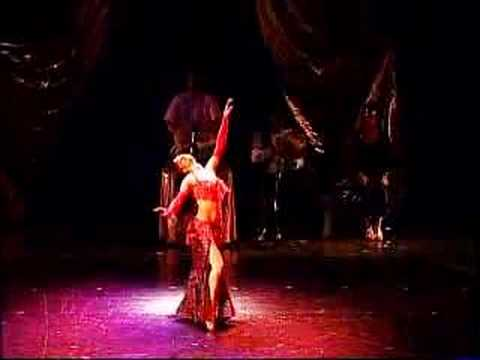 Bellydance - Natalia Karim. Danzas arabes. Danza del vientre