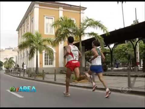 Corrida de São Sebastião reúne cerca de 300 pessoas em Barra Mansa