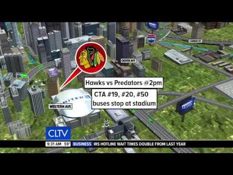 Adam Franklin, Chicagoland Traffic
